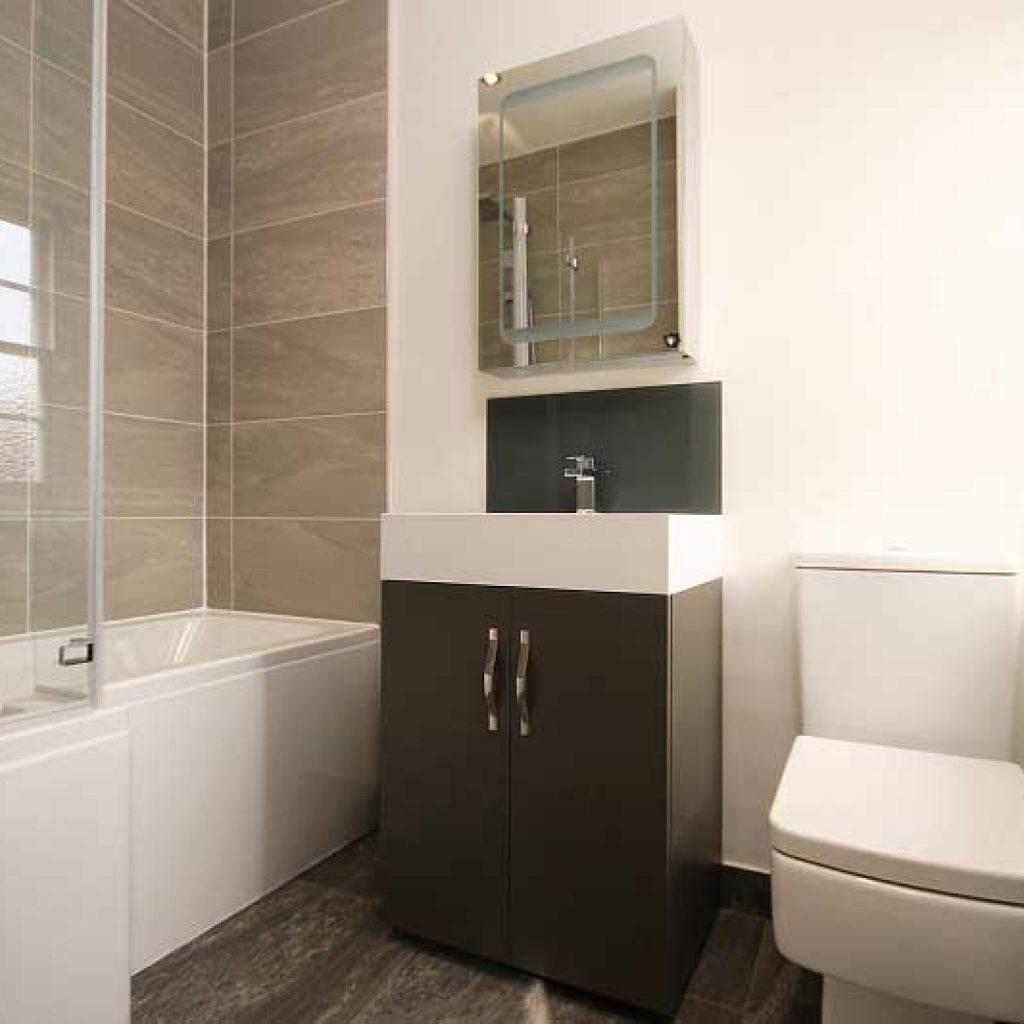 Bathroom caulking-and-sealing
