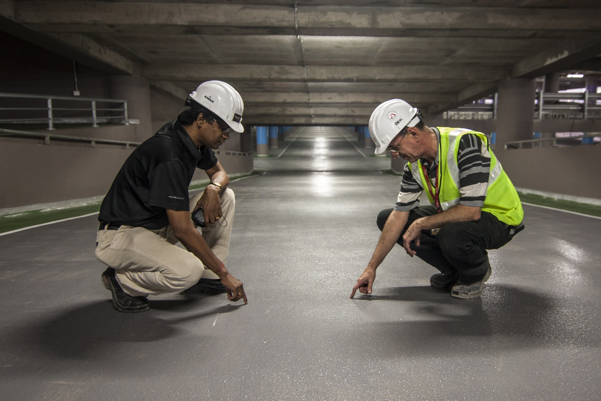 commercial industrial and residential epoxy flooring